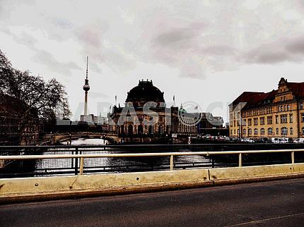 Alexanderplatz Landscape