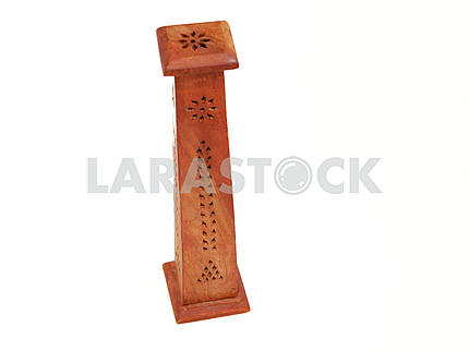 Isolated Incense Stick Holder