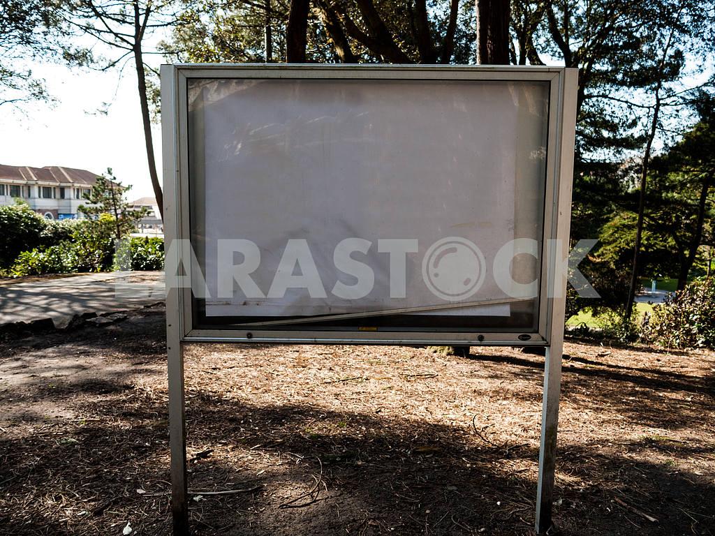 Plain Rural Signpost — Image 47072