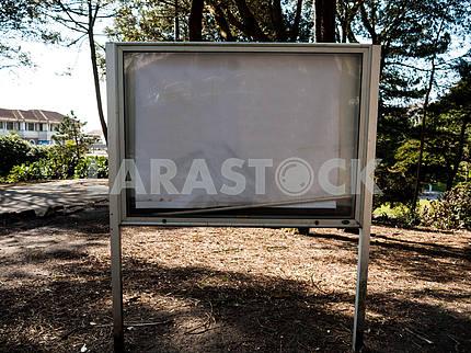 Plain Rural Signpost