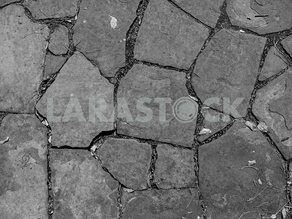 Cracked Stone Texture — Image 47083