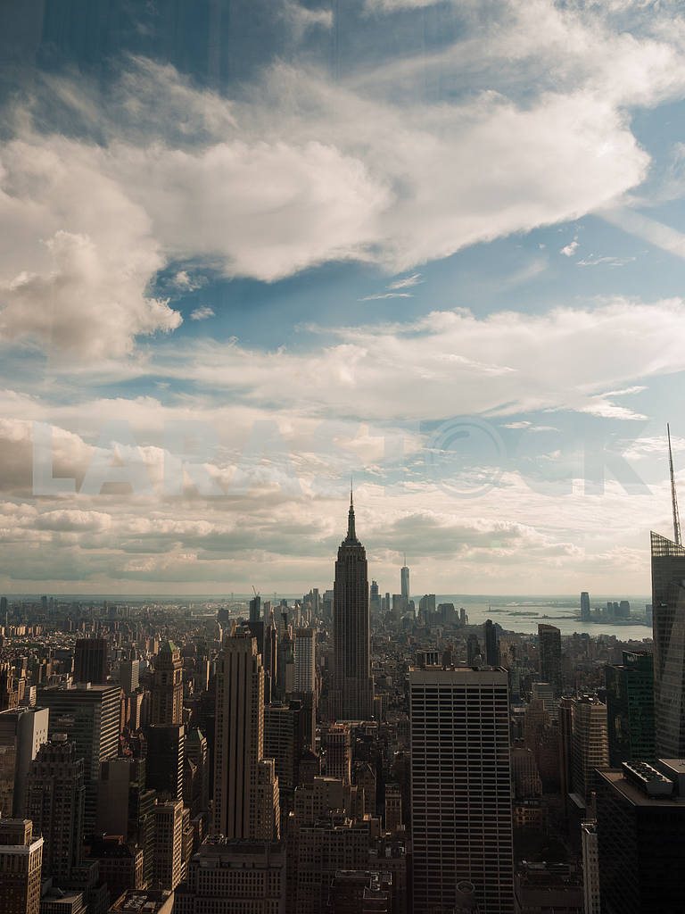 Manhattan Skyline — Image 47093