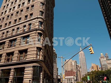Flatiron and Empire State
