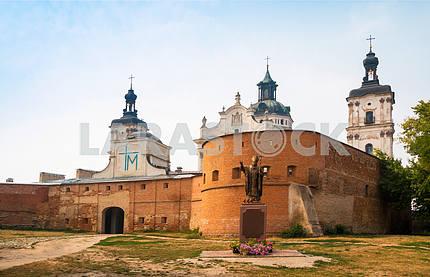 Monastery of Discalced Carmelites. Berdychiv, Ukraine