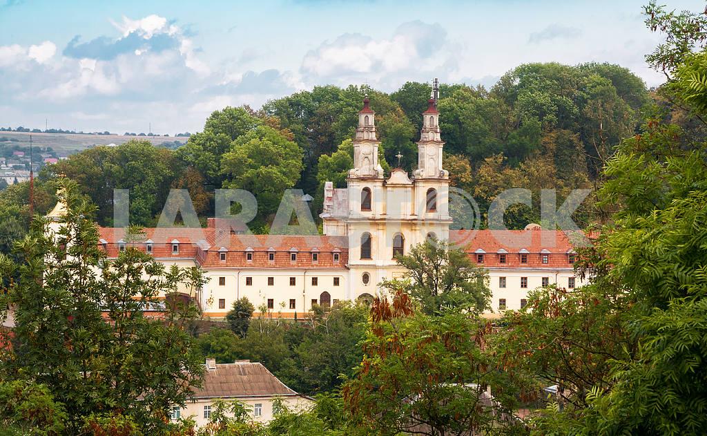 Basilian monastery, Buchach — Image 47723