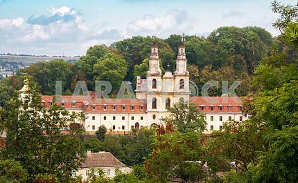 Basilian monastery, Buchach