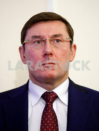 Yuriy Lutsenko,verctical portrait