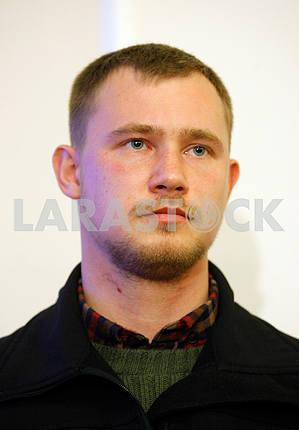 Ilya Bogdanov,vertical portrait