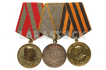 Medals of the USSR