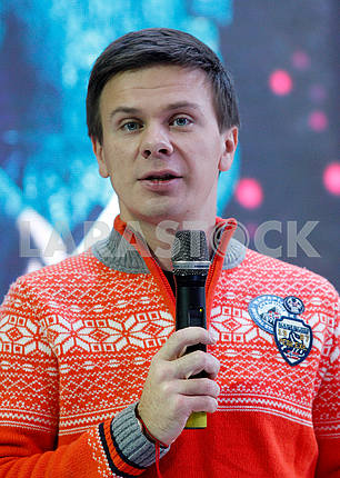 Dmitry Komarov