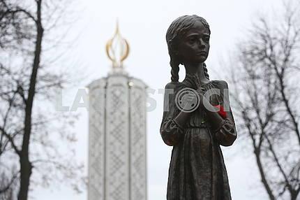 "Monument ""Bitter memory of childhood"""