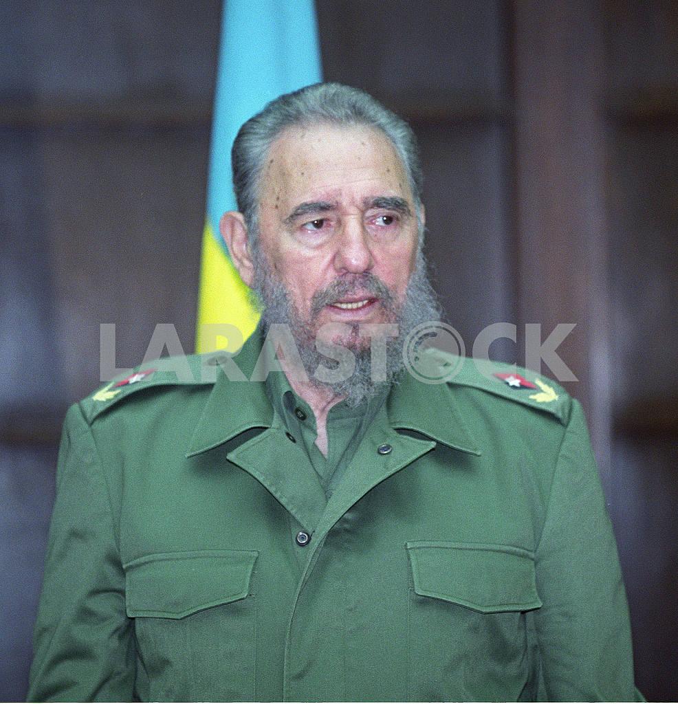 Cuba.Fidel Castro Alejandro Rus — Image 48157