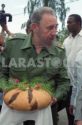 Cuba.Fidel Castro Alejandro Rus