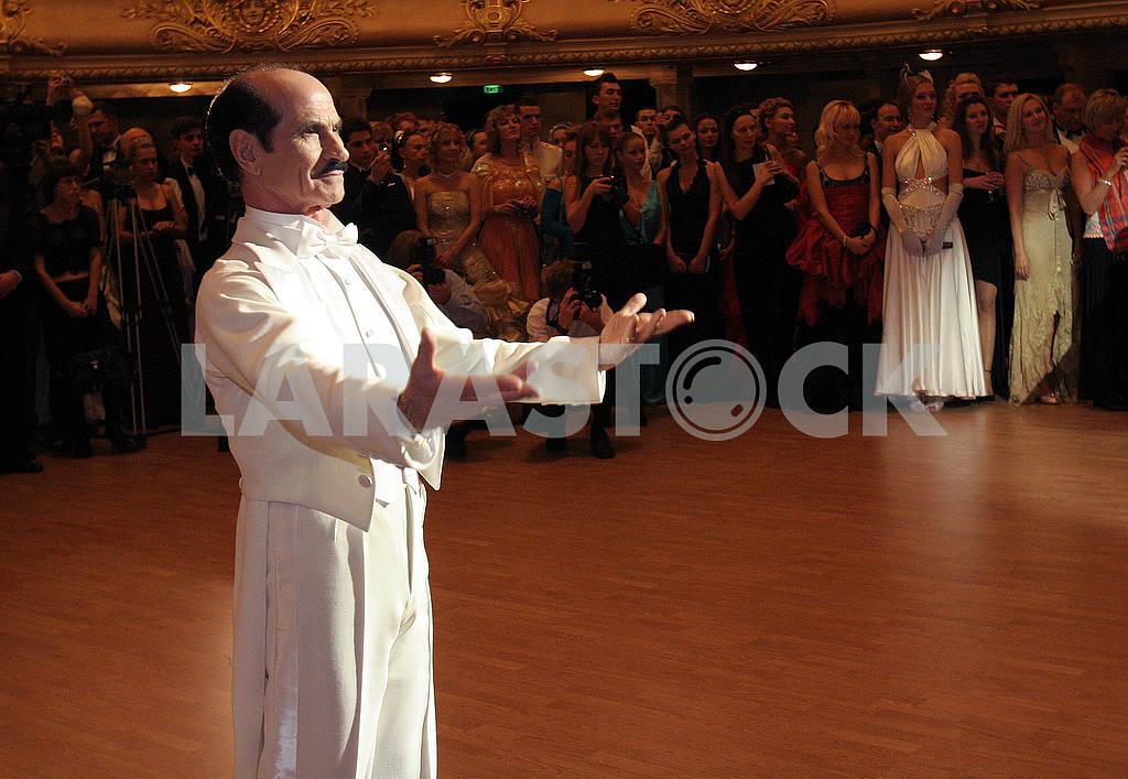 Choreographer Grigory Chapkis — Image 48187