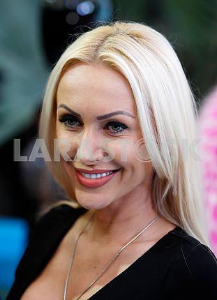 Enna Levoni smiles