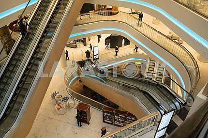 Central department store in Kiev