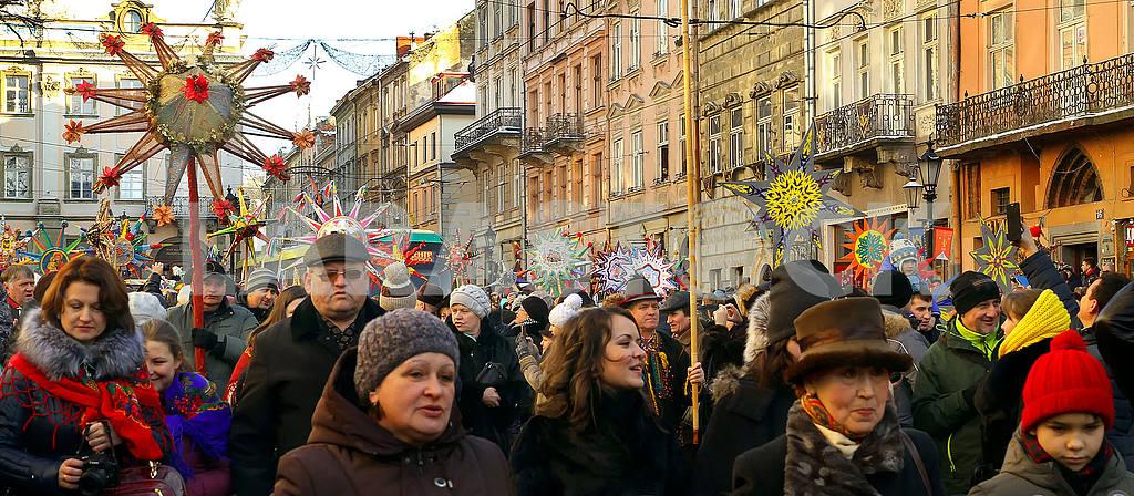 Celebrating Christmas in Lviv