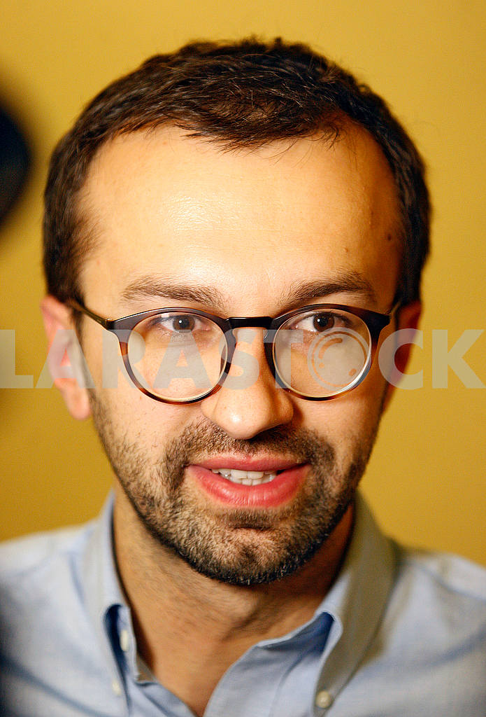 Serhiy Leshchenko,vertical portrait — Image 48567