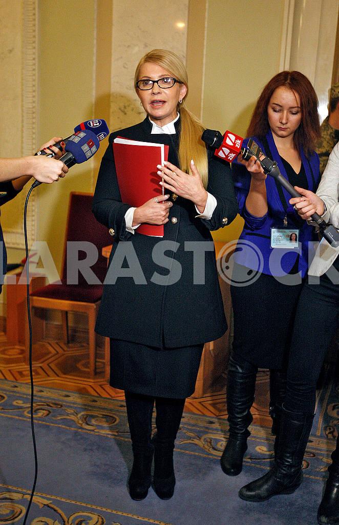 Yulia Tymoshenko, in growth — Image 48572