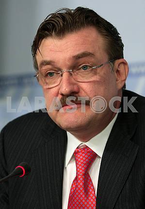 Телеведущий Евгений Киселев