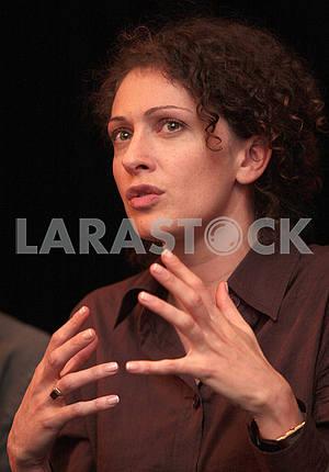 Actress Ksenia Rappoport