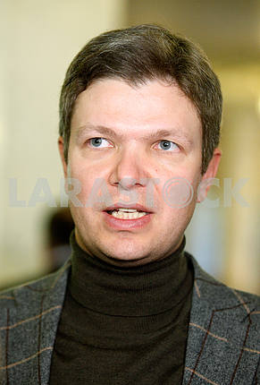 Leonid Yemets vertical portrait