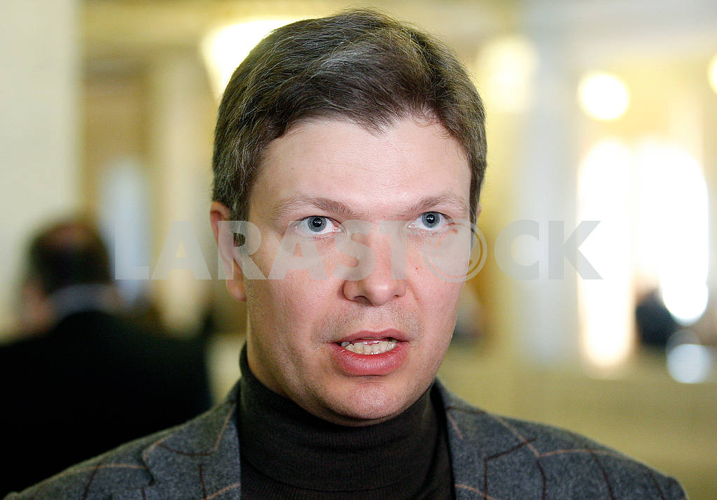Leonid Yemets,horizontal portrait — Image 48648