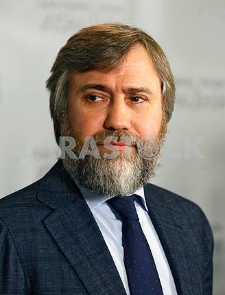 Вадим Новинский,взгляд в сторону