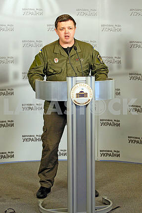 Semen Semenchenko,in growth