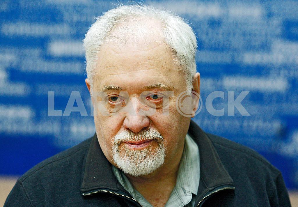 Semyon Gluzman,horizontal portrait — Image 48741