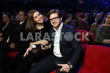 На церемонии награждения M1 Awards 2016