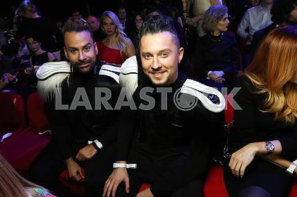 РУМБЕЙРОС на церемонии награждения M1 Awards 2016