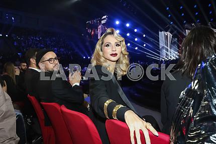 LOBODA на церемонии награждения M1 Awards 2016