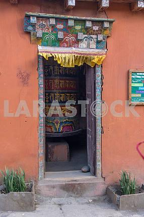 Doors of Nepal