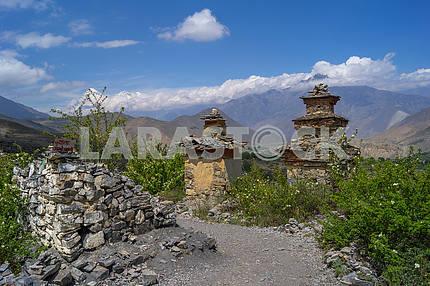 Ruins of the Pagoda