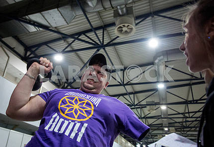 CrossFit competitions among veterans ATO