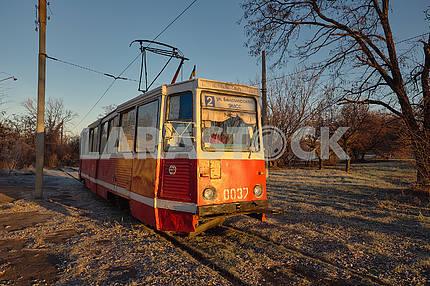 Краматорский трамвай