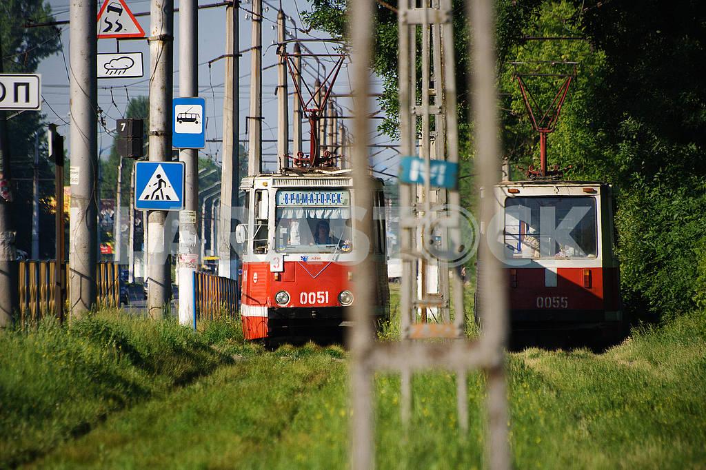 Kramatorsk trams — Image 49244