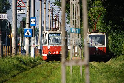 Kramatorsk trams
