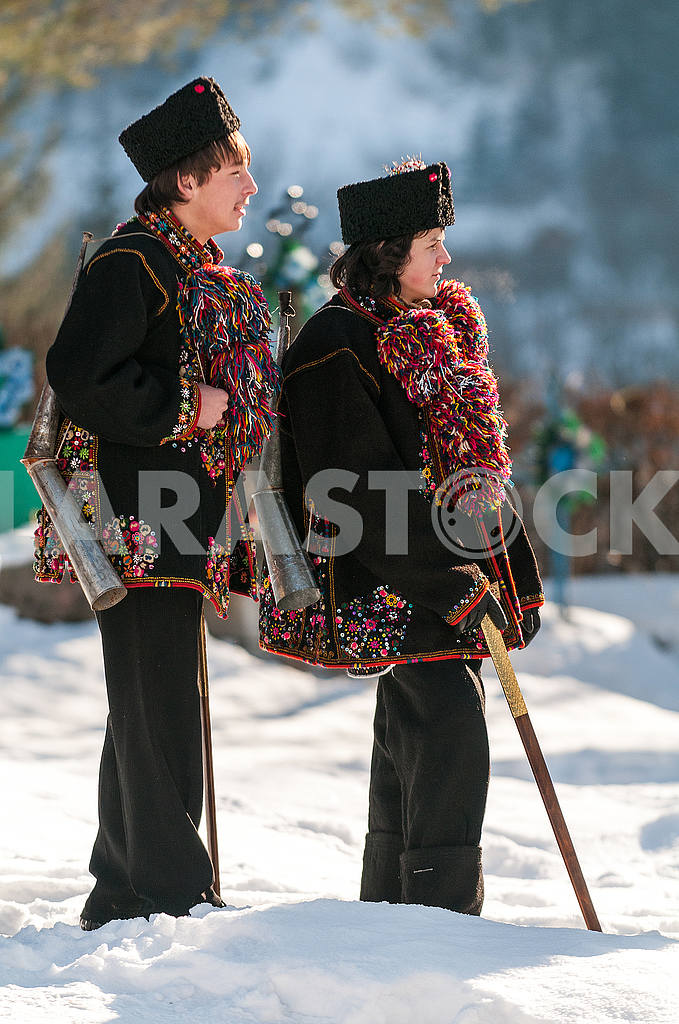 Christmas in the Carpathians — Image 49270