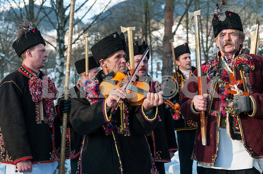 Christmas in the Carpathians — Image 49276