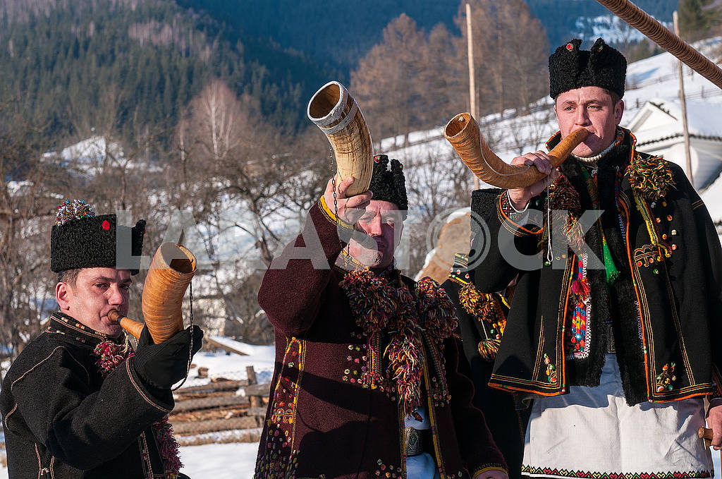 Christmas in the Carpathians — Image 49280