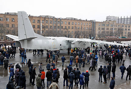 General view  AN-132d