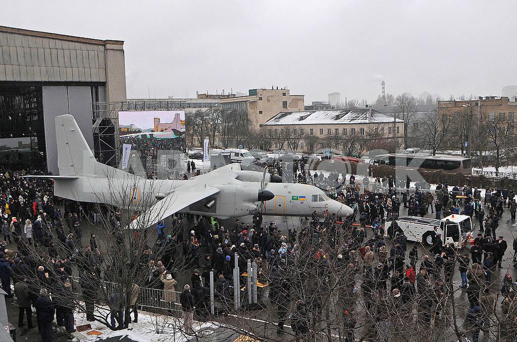 An-132D aircraft — Image 49389