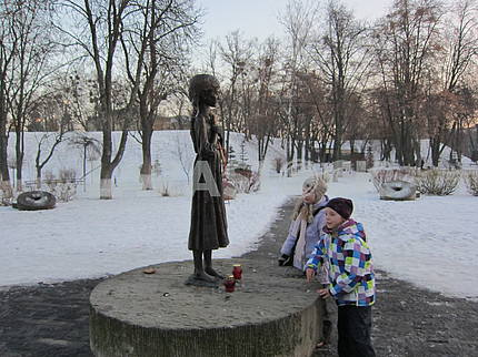 Monument to the Holodomor