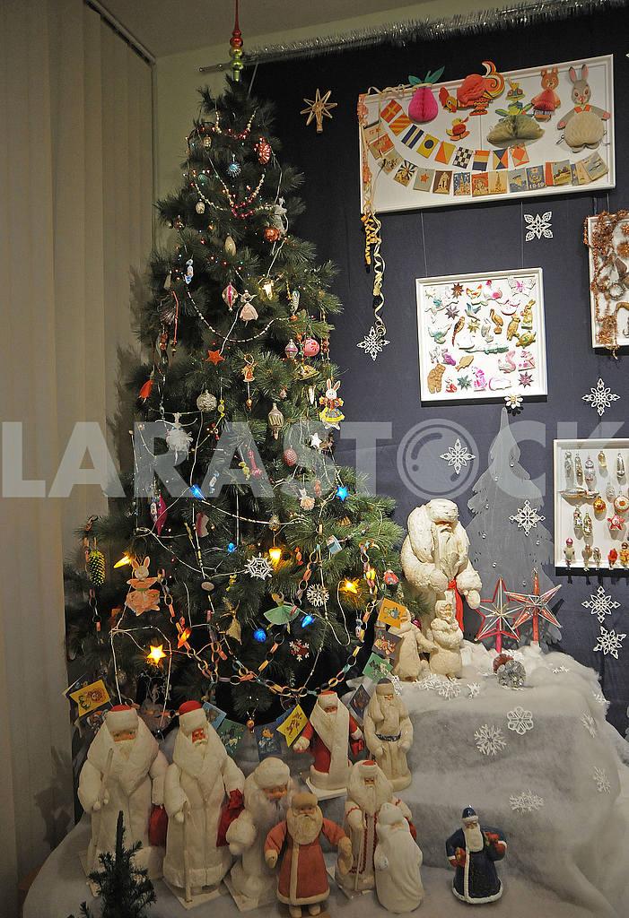 Игрушечные Деды Морозы — Изображение 49568