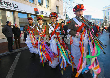 Festival of Malachines in Suceava