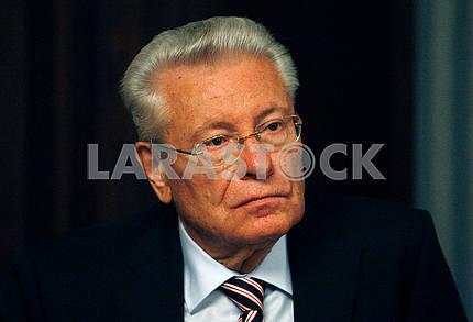 Petru Lucinschi,horizontal portrait