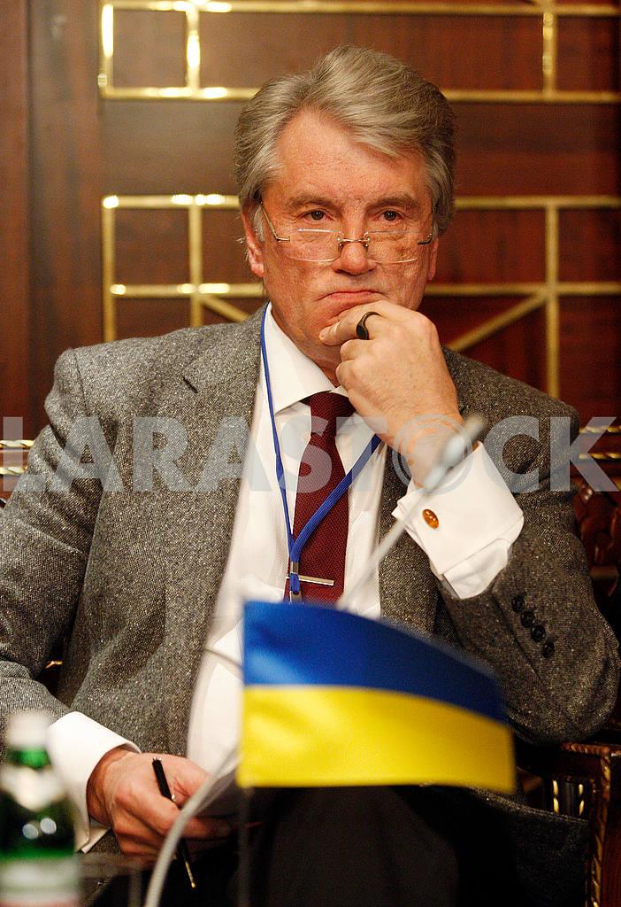 Viktor Yushchenko,middle portrait — Image 49640