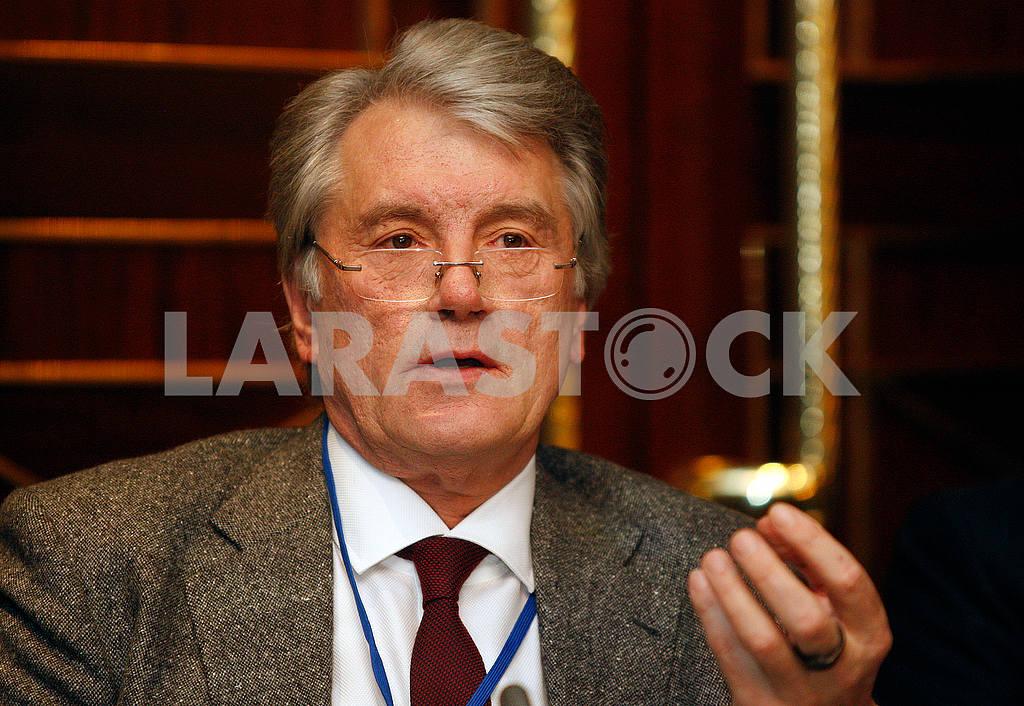 Viktor Yushchenko speaks — Image 49642